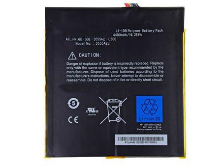 3555A2Lバッテリー交換
