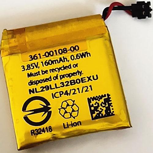 361-00108-00バッテリー交換