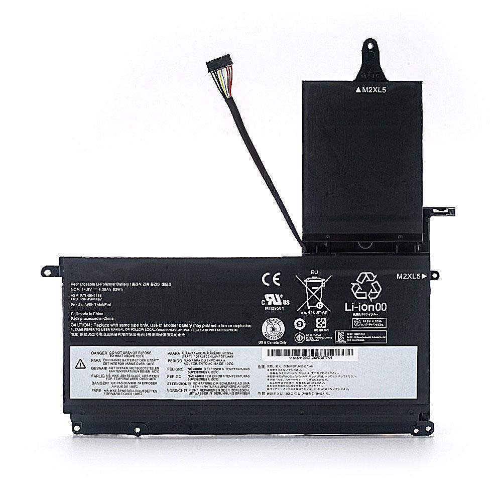 45N1166バッテリー交換