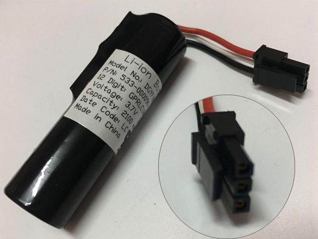 533-000096バッテリー交換