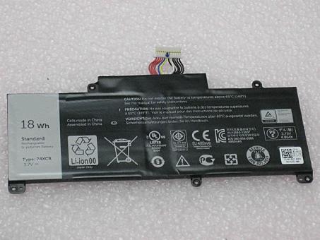 74XCRノートPCバッテリー