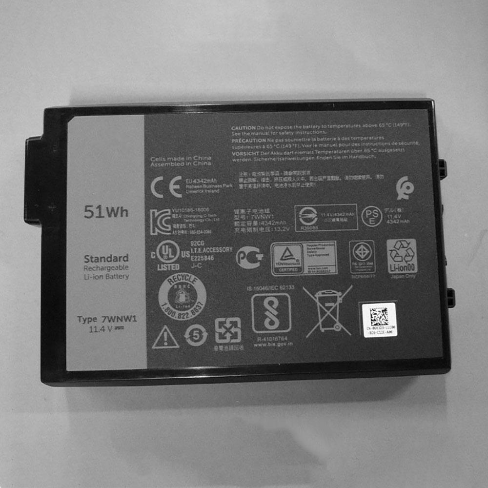 7WNW1バッテリー交換