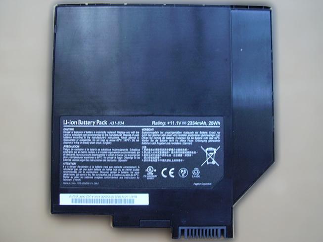 A31-B34バッテリー交換
