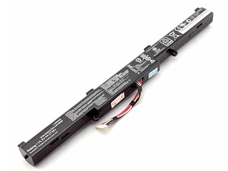 A41-X550Eバッテリー交換