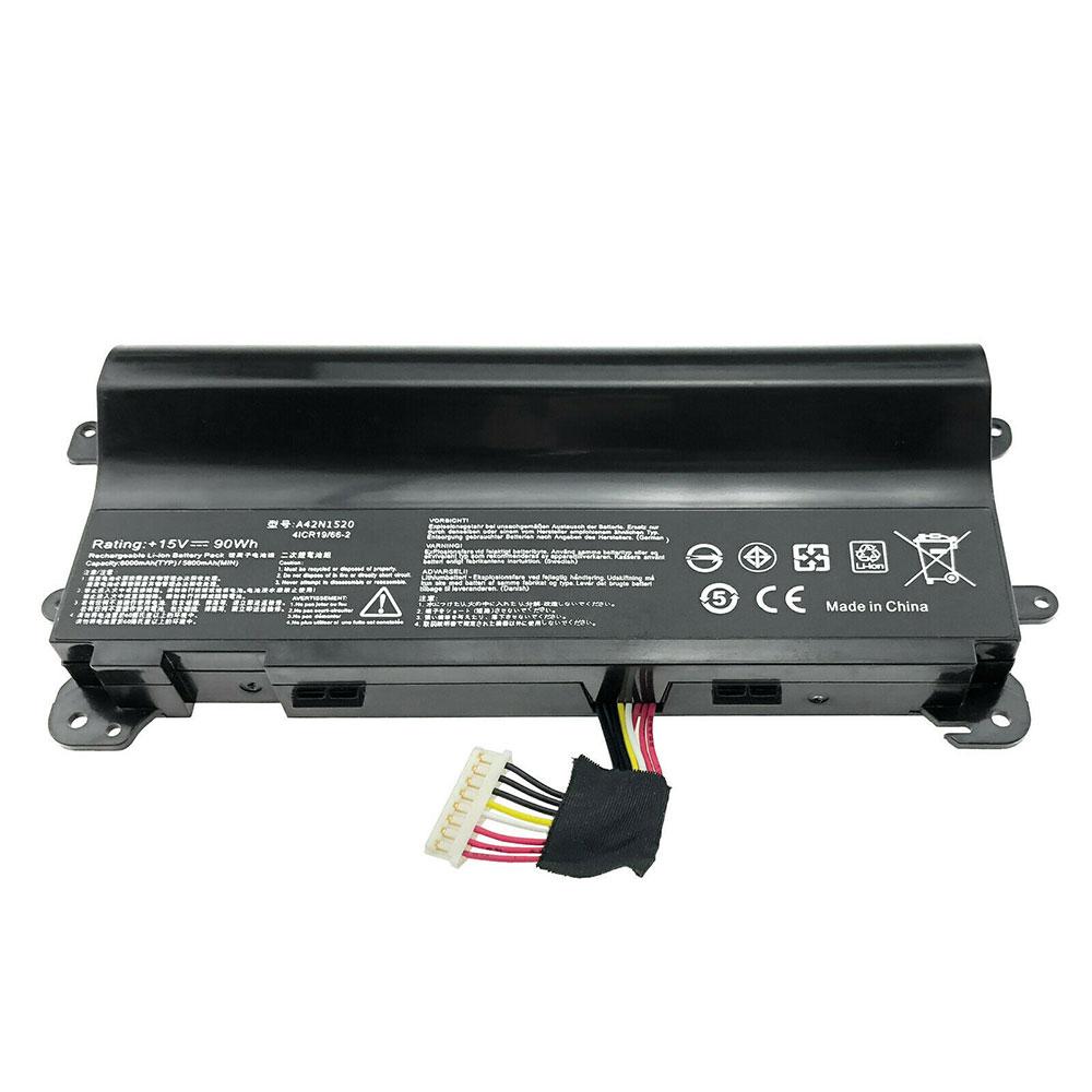 A42N1520バッテリー交換