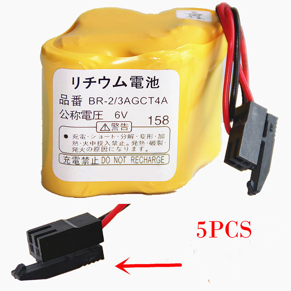 BR-2-3AGCT4Aバッテリー交換