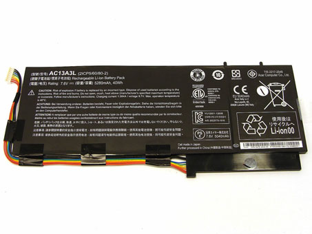 AC13A3Lバッテリー交換