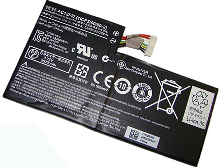 AC13F8Lバッテリー交換