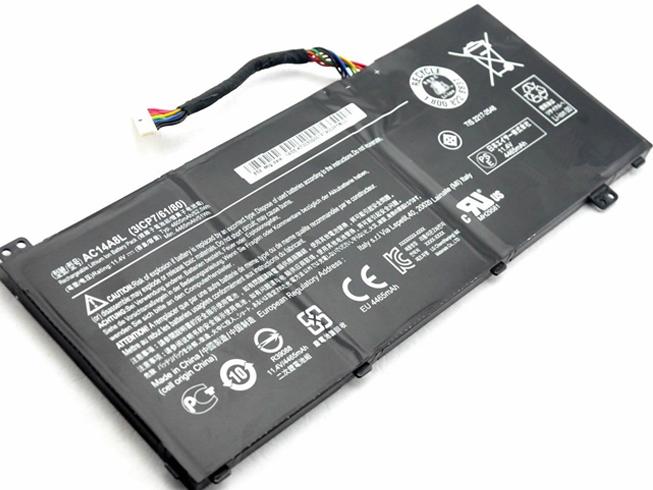 AC14A8Lバッテリー交換
