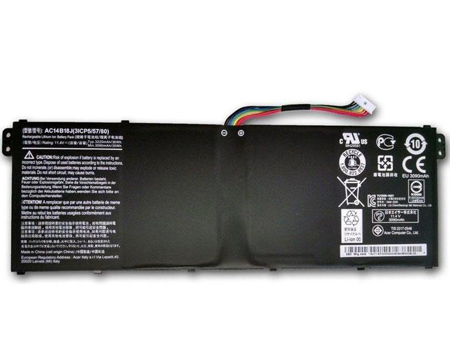 AC14B18バッテリー交換