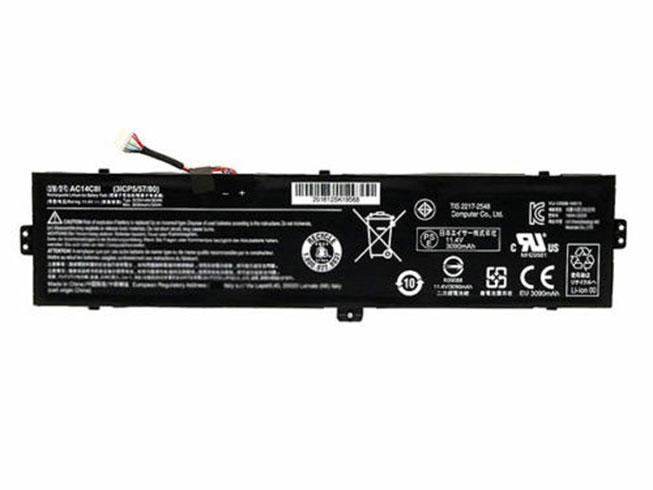 AC14C8Iバッテリー交換