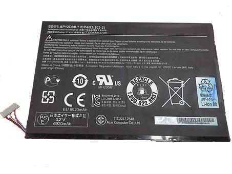 AP12D8Kバッテリー交換