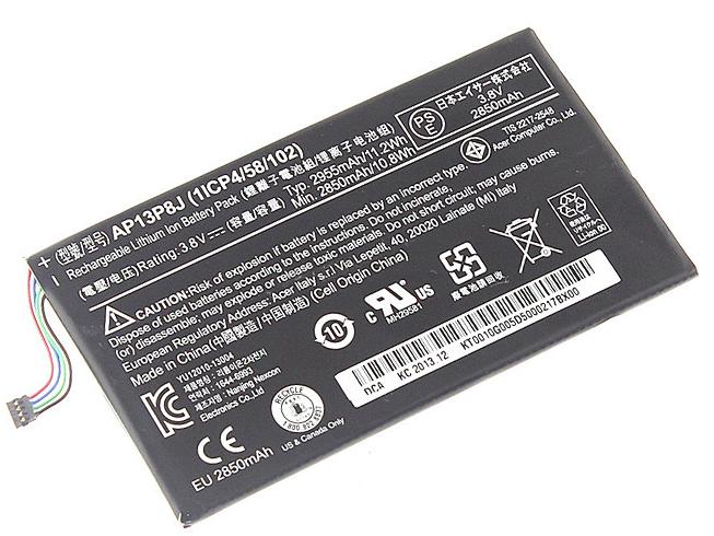 AP13P8Jバッテリー交換