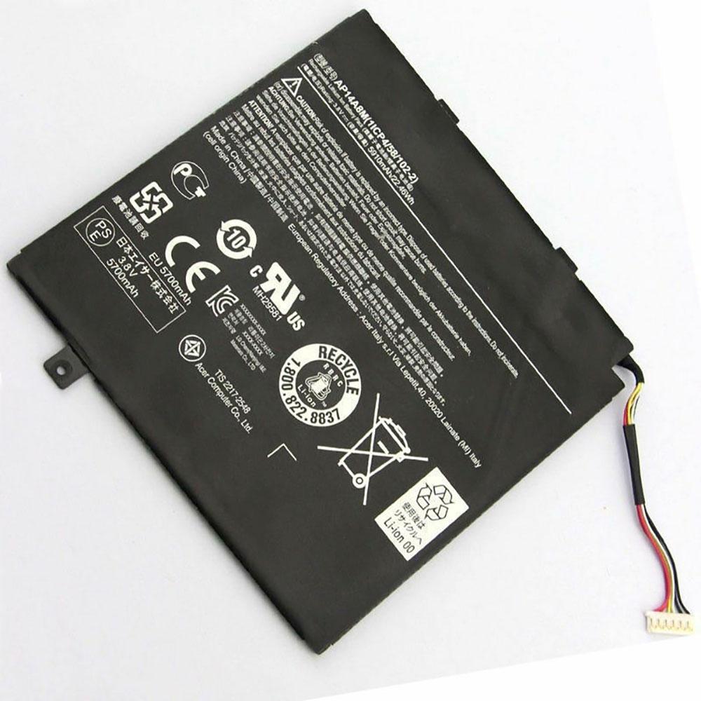 AP14A8Mバッテリー交換