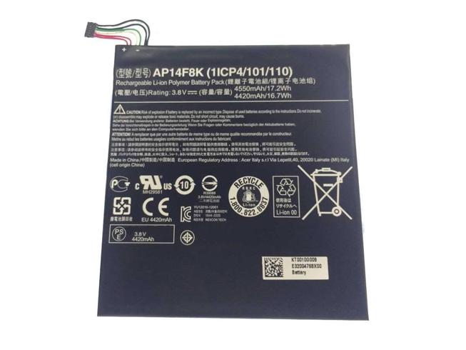 AP14F8Kバッテリー交換