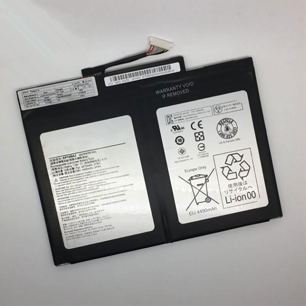 AP16B4Jバッテリー交換