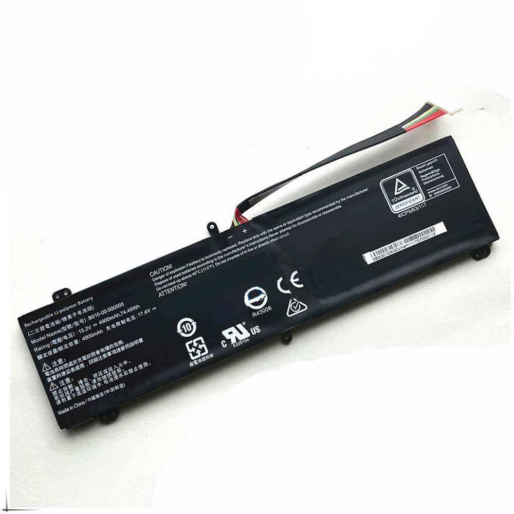 GETAC EVGA SC17 Xotic PC対応バッテリー