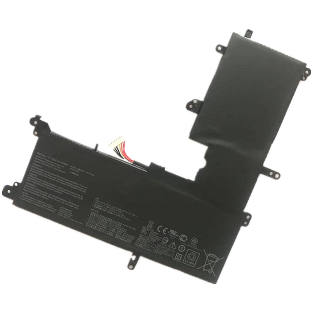 Asus TP410UA TP410UR TP410UF UX331UA UX460UA Q405UA対応バッテリー