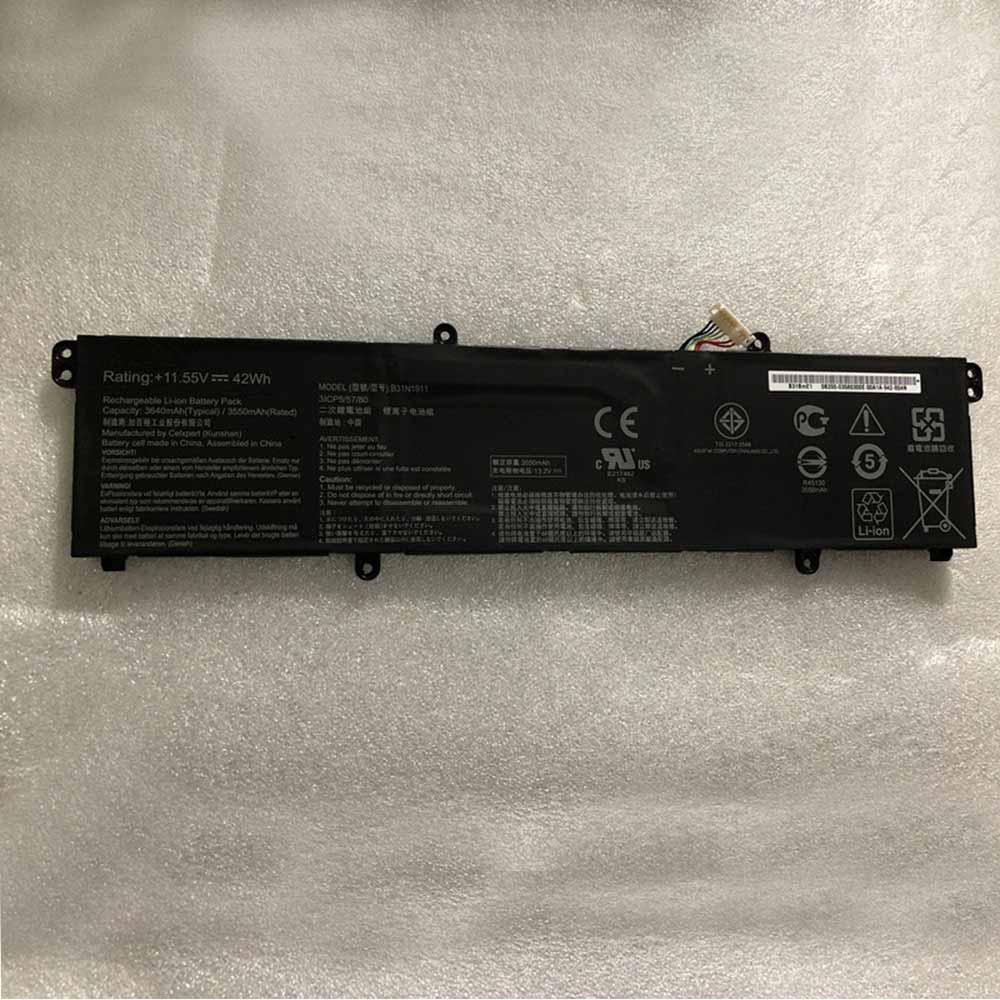 B31N1911バッテリー交換