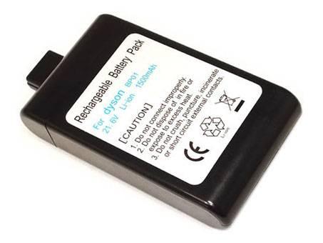 BP01バッテリー交換