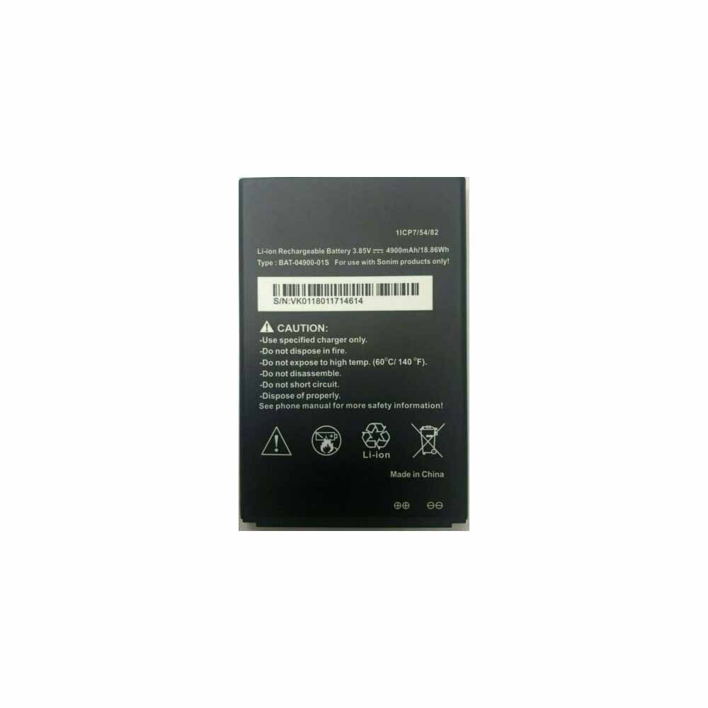 BAT-04900-01S電池パック
