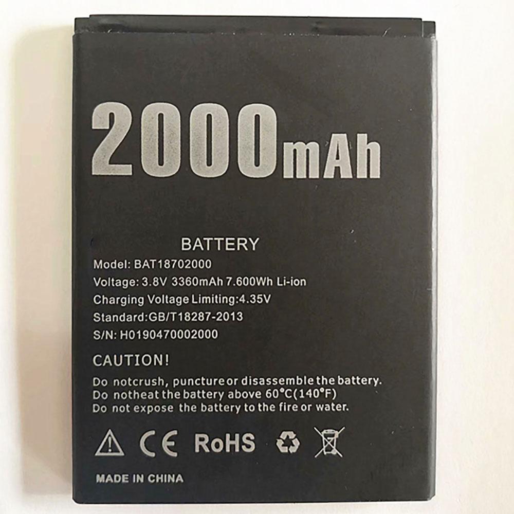 BAT18702000電池パック