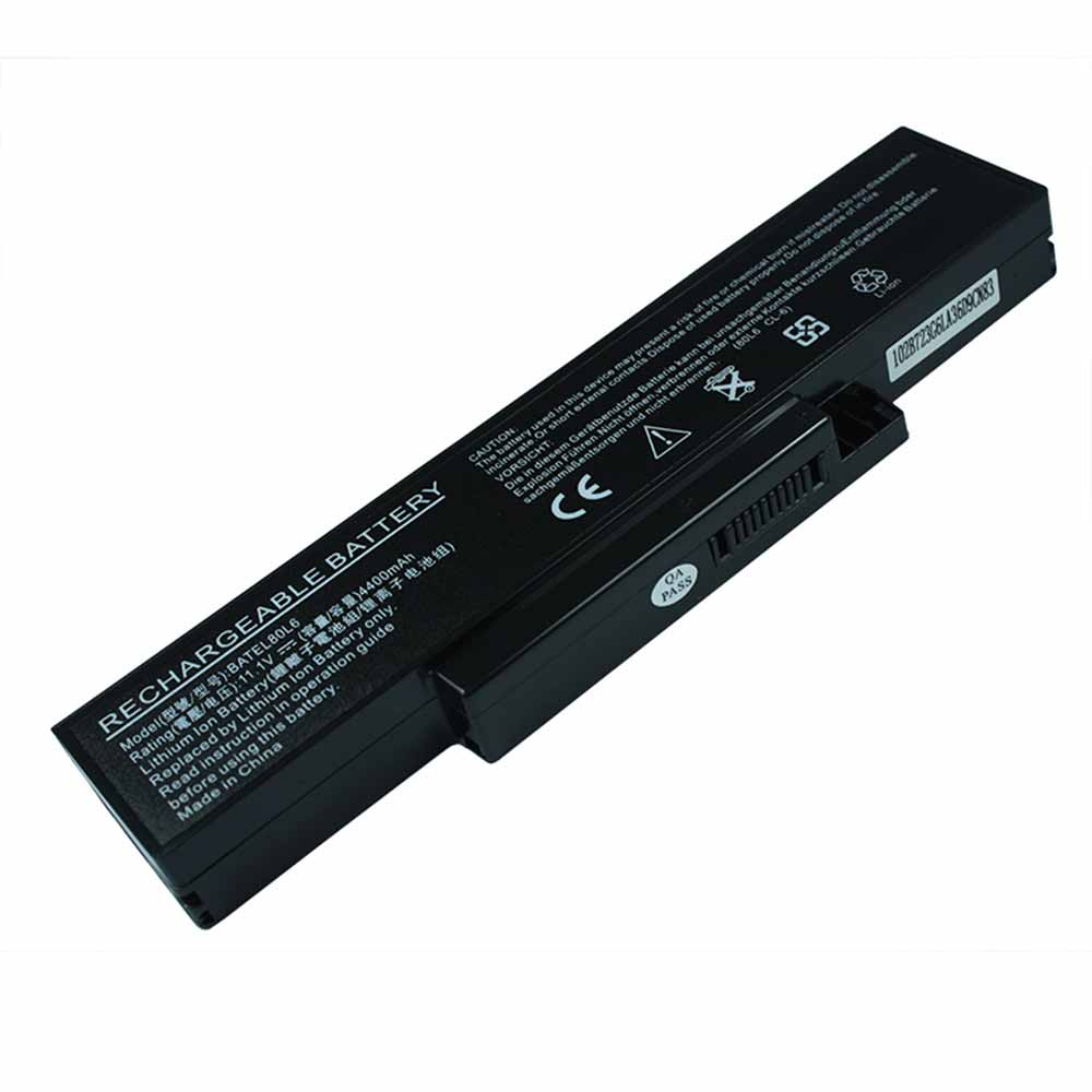 BATEL80L6バッテリー交換