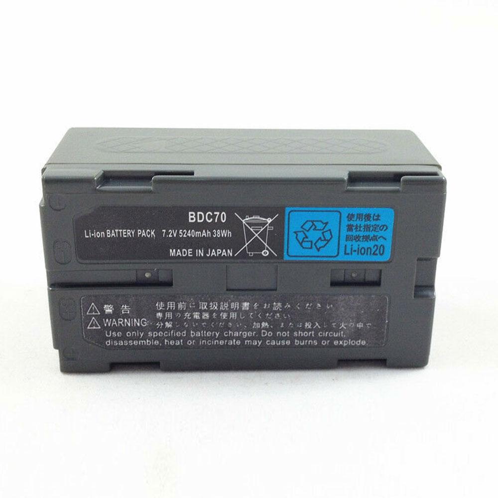 BDC70バッテリー交換