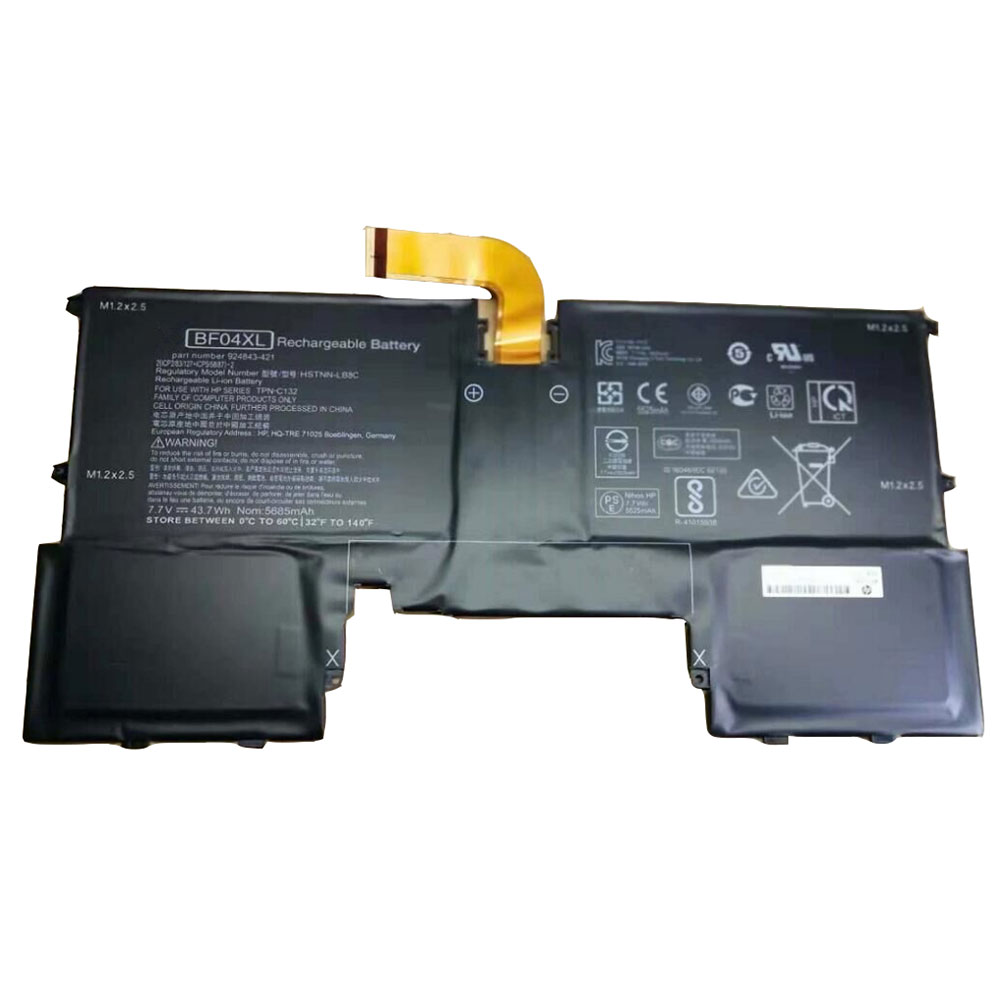 BF04XLバッテリー交換