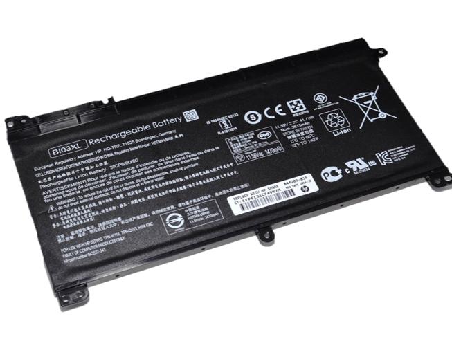 BI03XLバッテリー交換