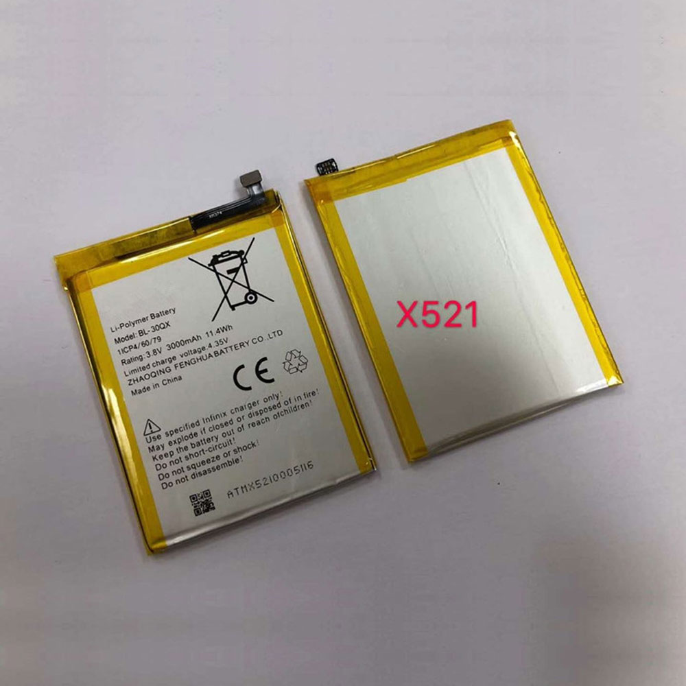 BL-30QX電池パック