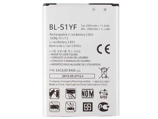 BL-51YF電池パック