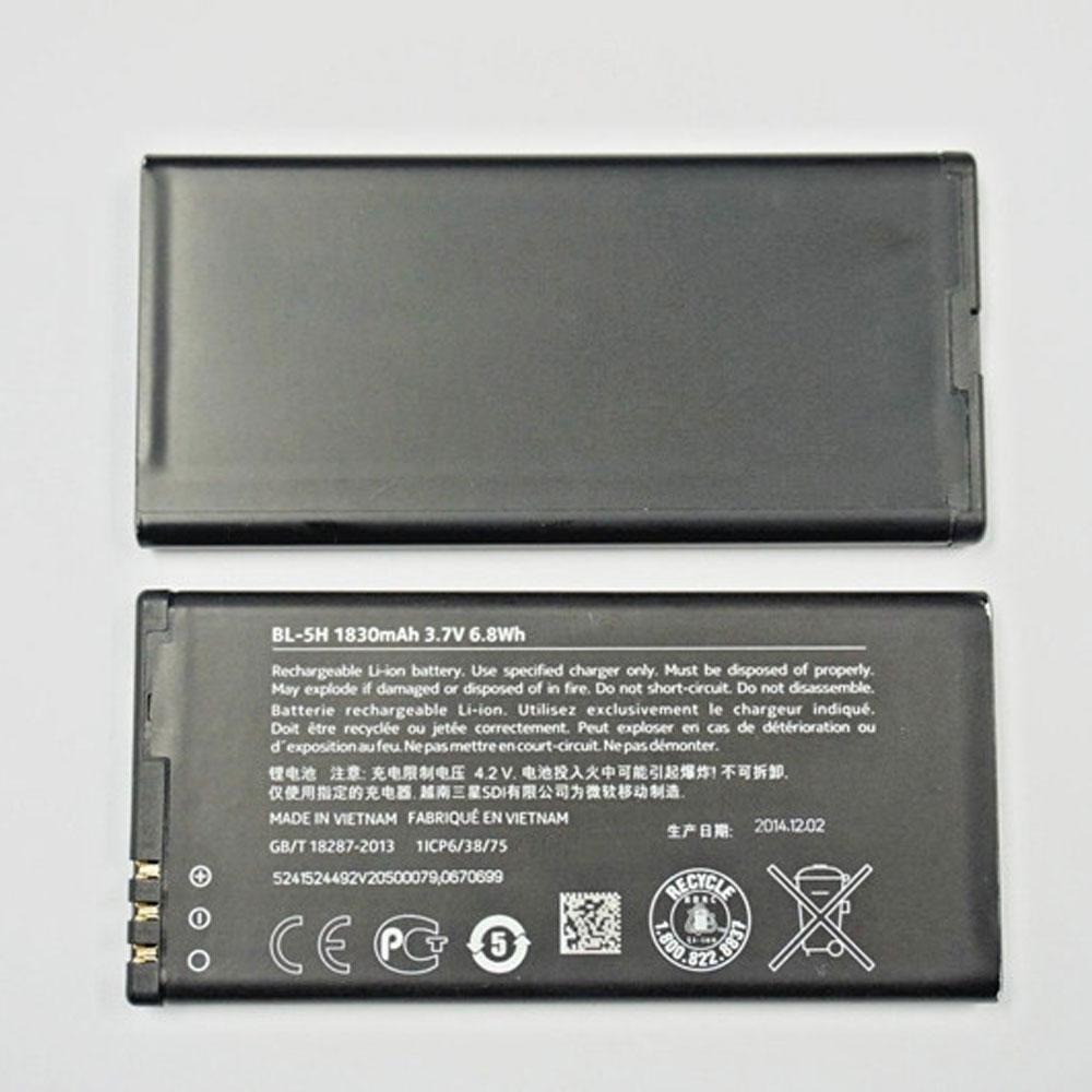 BL-5H電池パック
