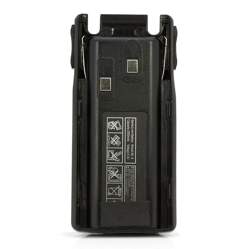 BL-8バッテリー交換