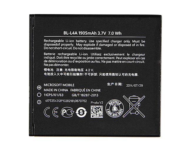 BL-L4A電池パック