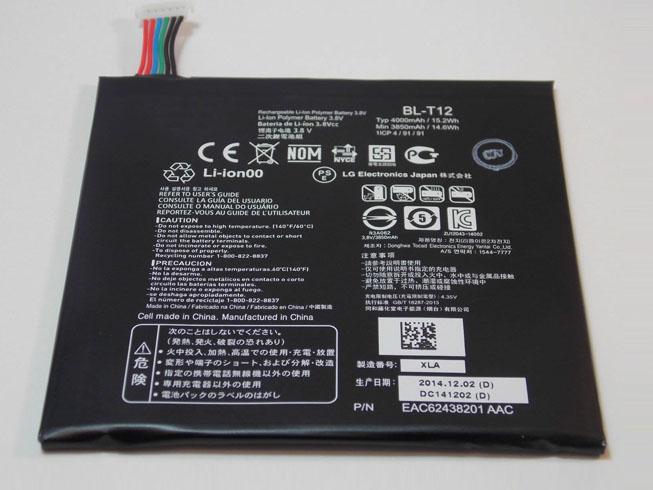 BL-T12電池パック