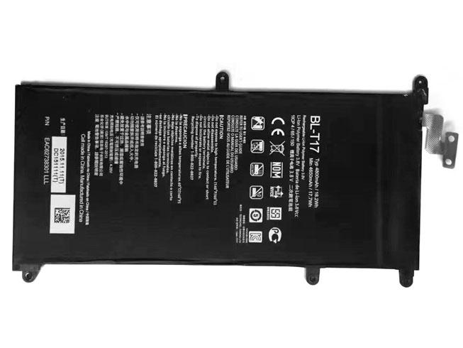 BL-T17バッテリー交換