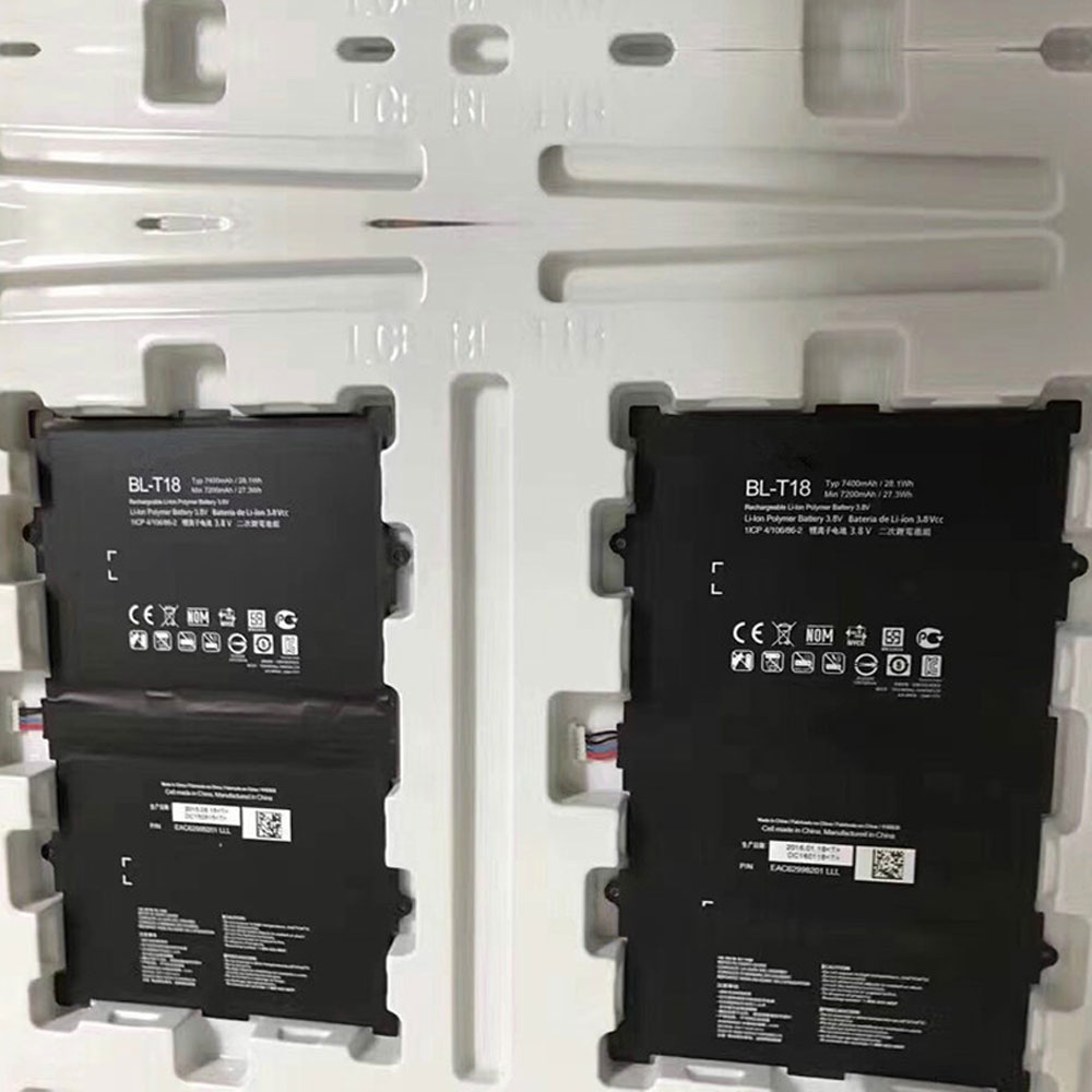 BL-T18バッテリー交換