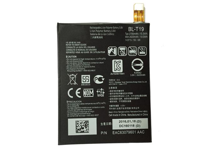 BL-T19電池パック