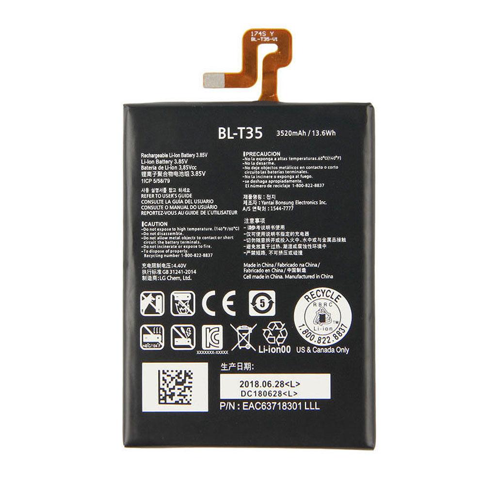 BL-T35電池パック