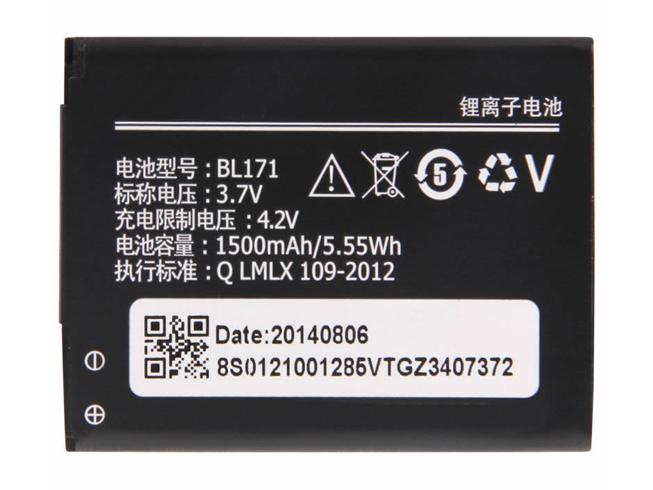 BL171電池パック