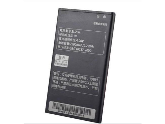 BL206電池パック