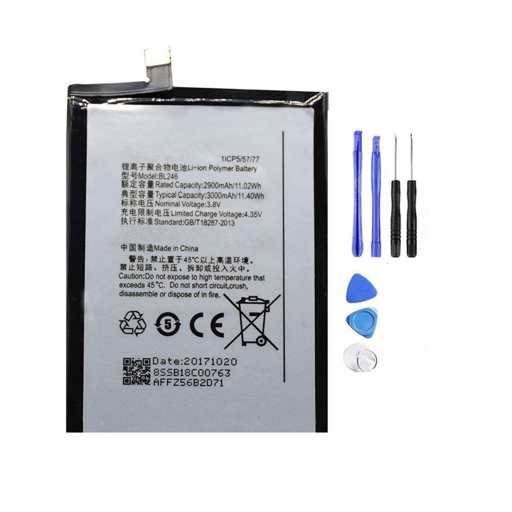 BL246電池パック