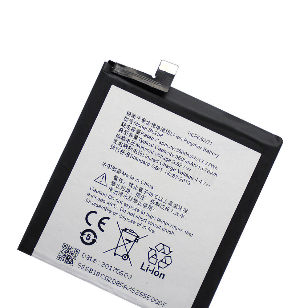 BL258電池パック