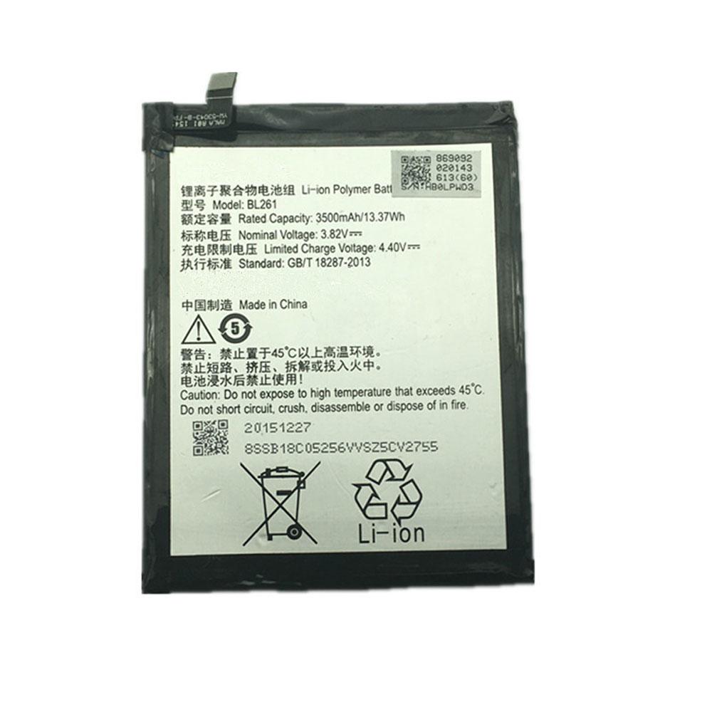 BL261電池パック