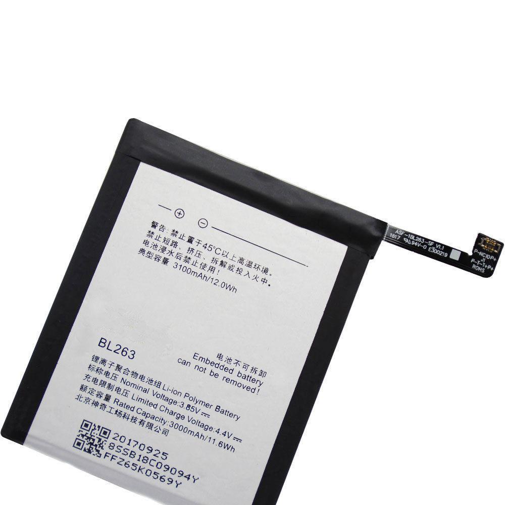BL263電池パック