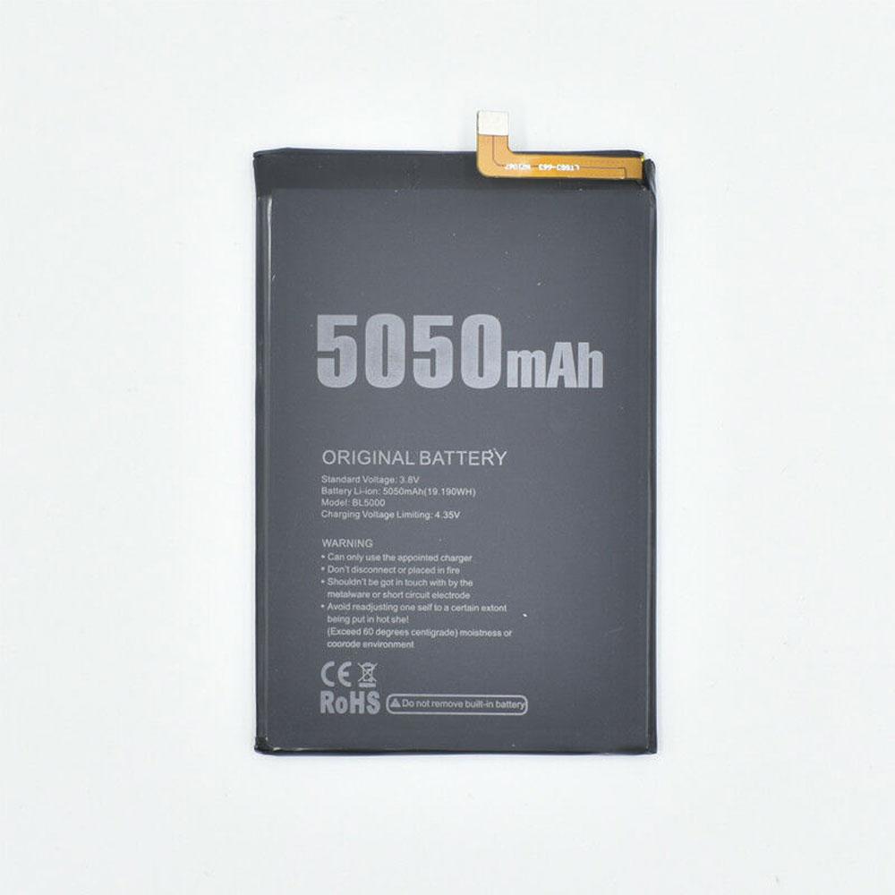 doogee-bl5000電池パック