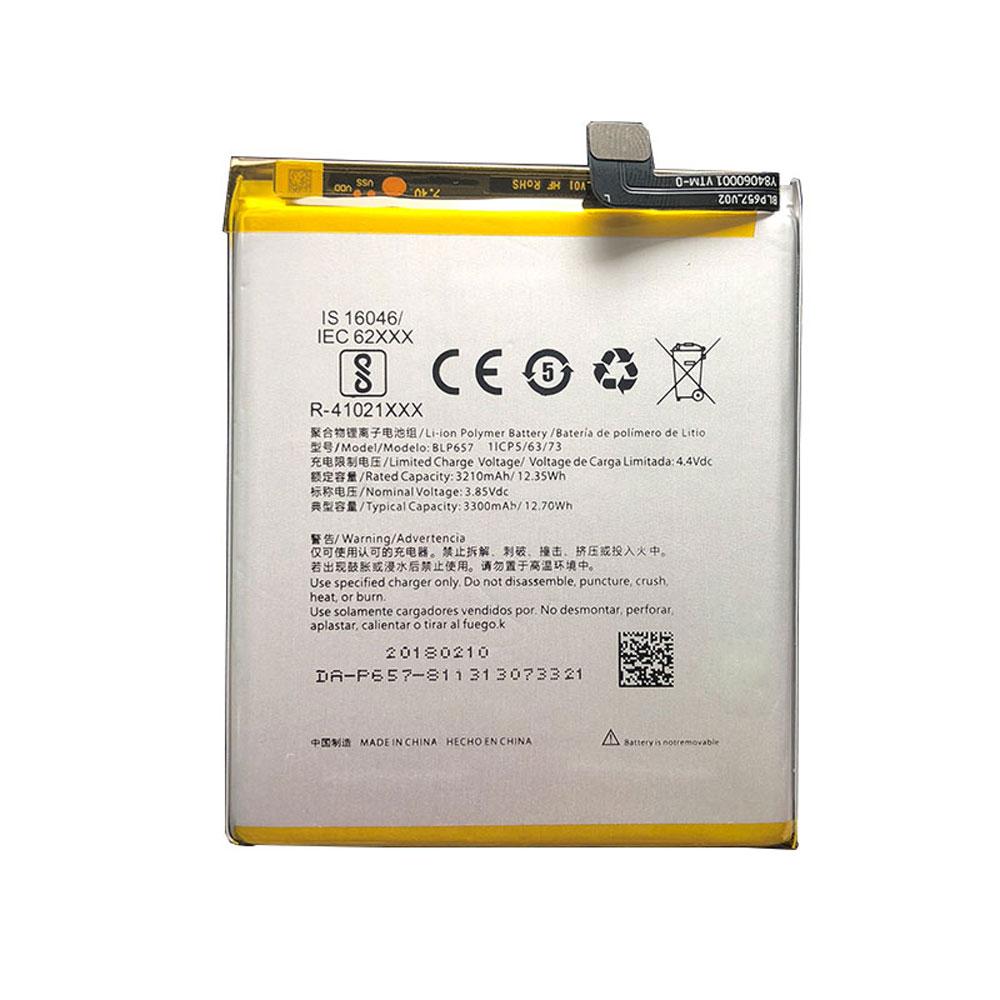 BLP657電池パック