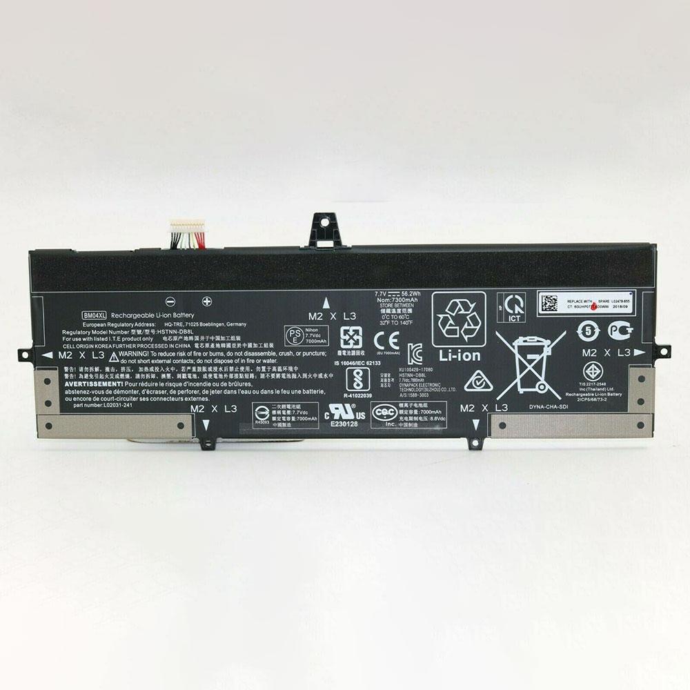 BM04XLバッテリー交換
