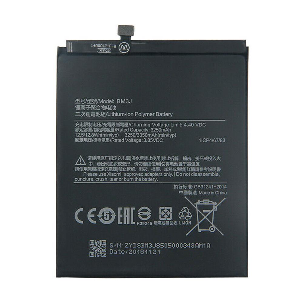BM3J電池パック